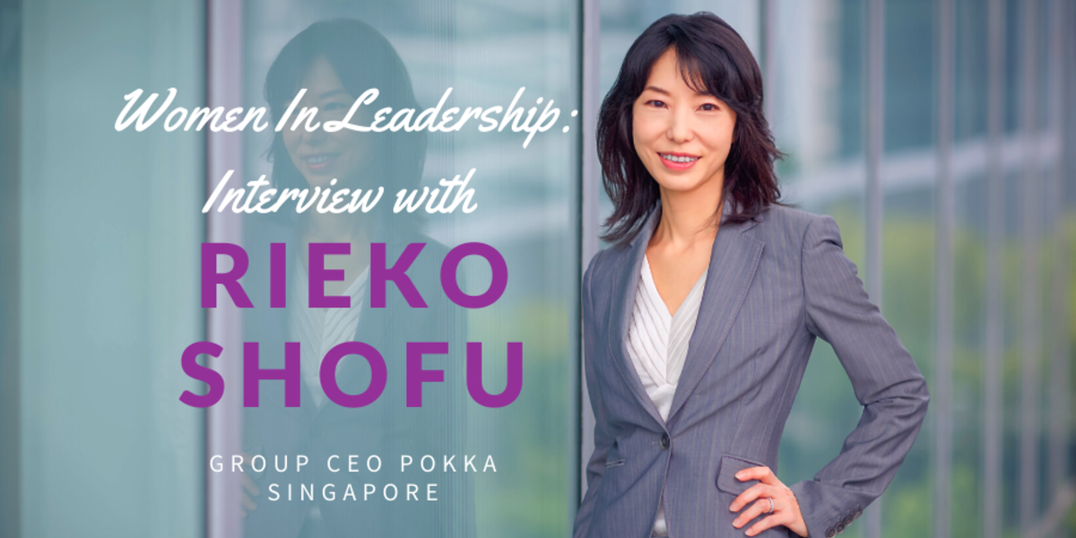 Women In Leadership_ Ms Rieko Shofu