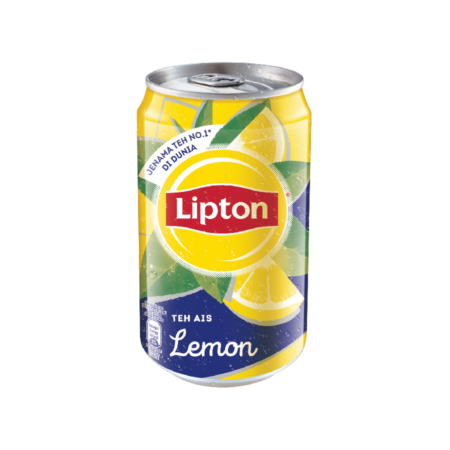 Lipton Ice Lemon Tea 300ml