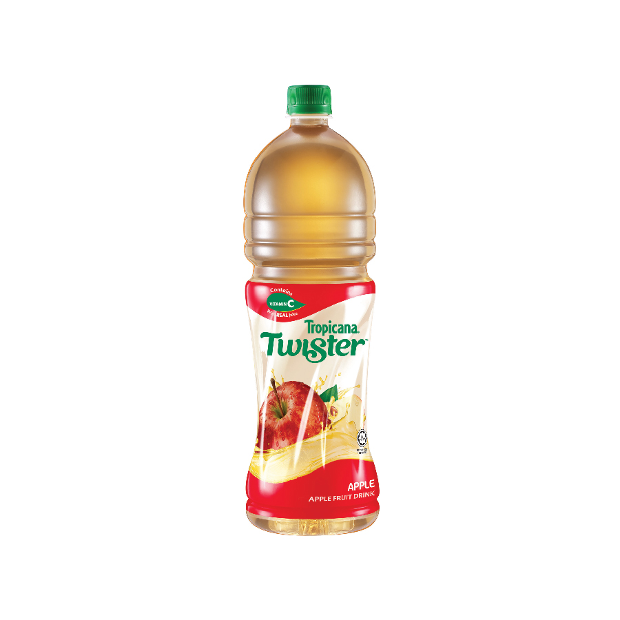 Tropicana Twister Apple 1.5L