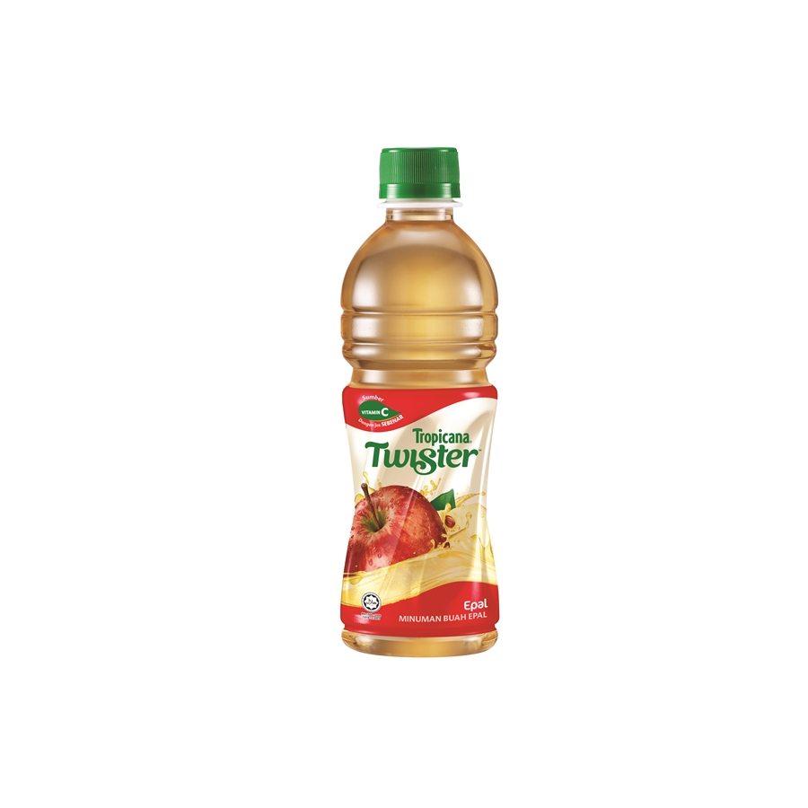 Tropicana Twister Apple 355ml