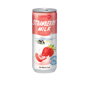Strawberry Milk Drink